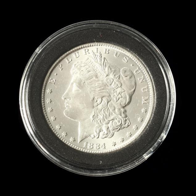 1884-cc-morgan-silver-dollar-raw-bu