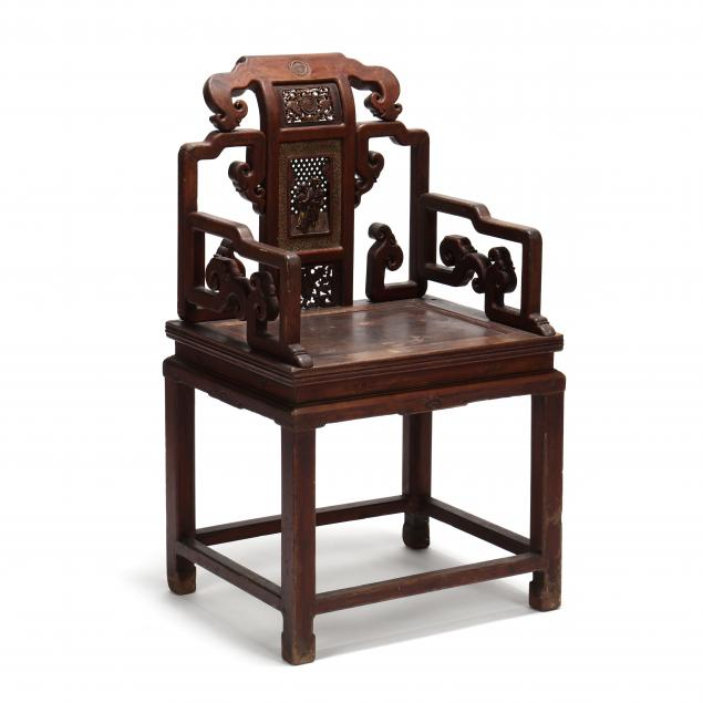 antique-chinese-carved-armchair