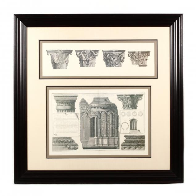 large-framed-print-after-piranesi-depicting-architectural-columns