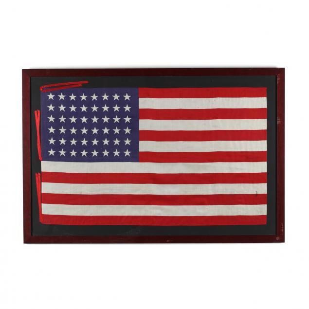 silk-48-star-united-states-flag