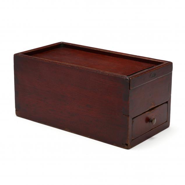 antique-mahogany-candlebox