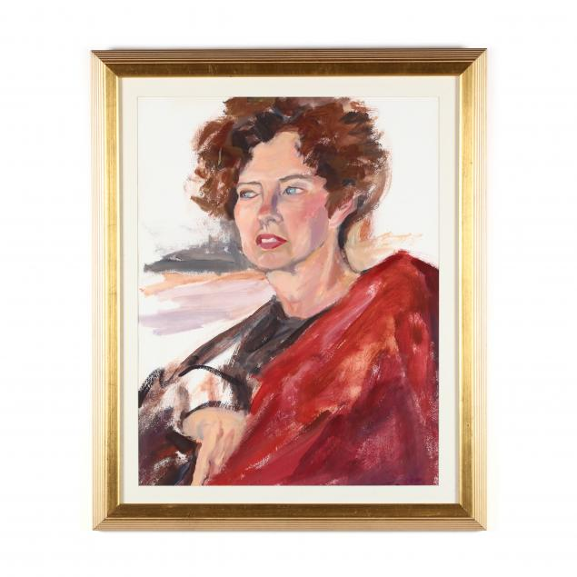 suzanne-loury-oh-portrait-of-shirley-tenhover