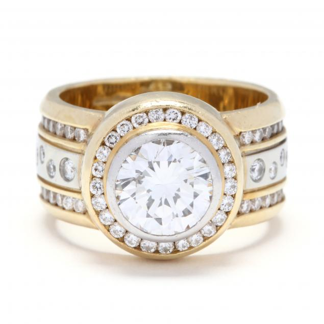 18kt-bi-color-gold-and-diamond-ring-sam-lehr