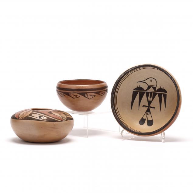 three-native-american-pottery-vessels-hopi