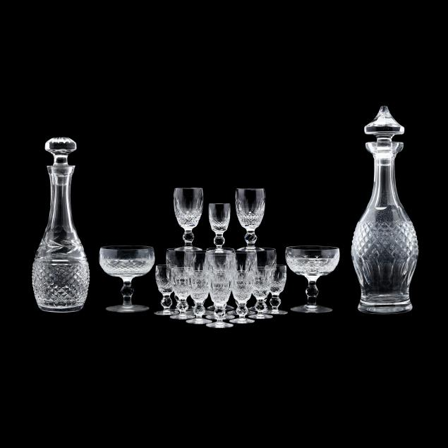 waterford-stemware-and-decanters
