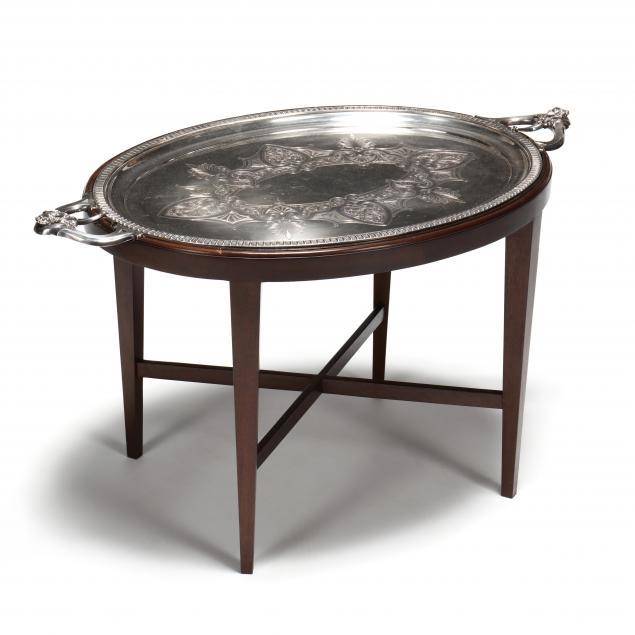 a-meriden-britannia-silverplate-grecian-revival-tray-on-stand