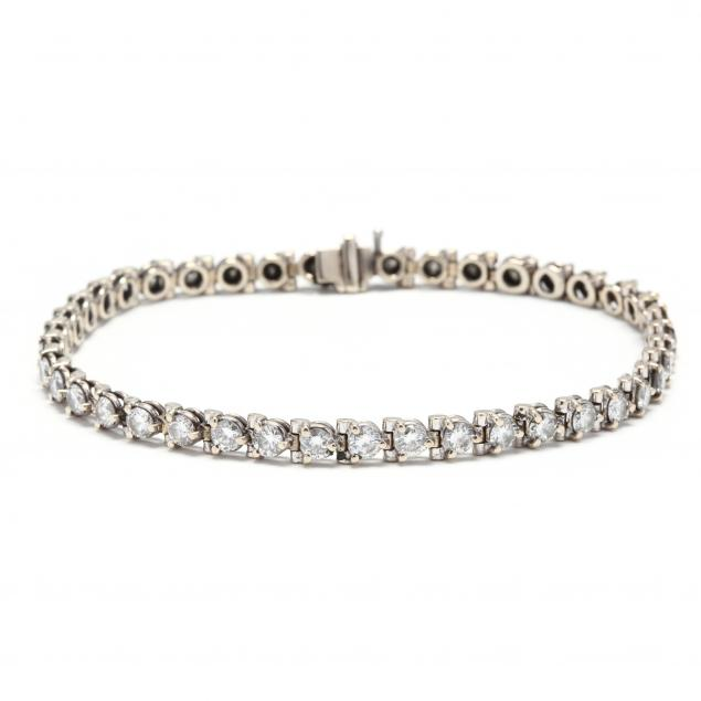 14kt-white-gold-and-diamond-bracelet