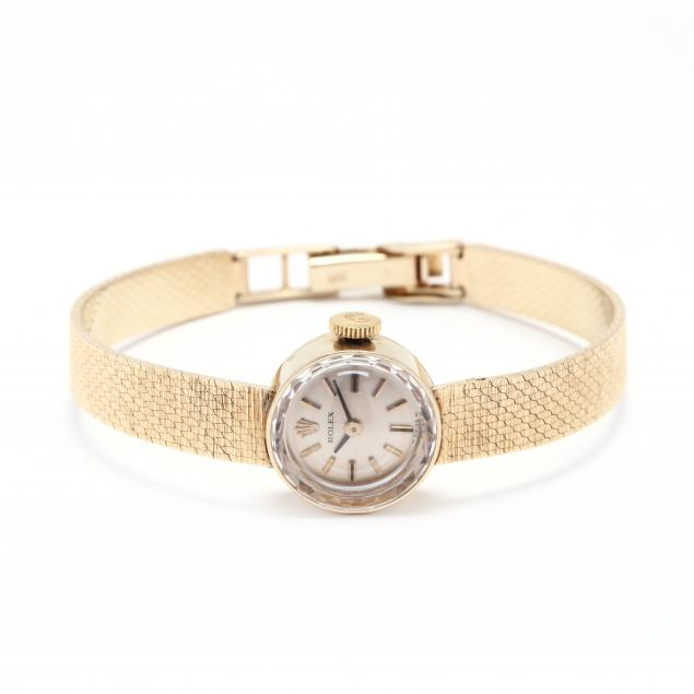 lady-s-vintage-gold-watch-rolex