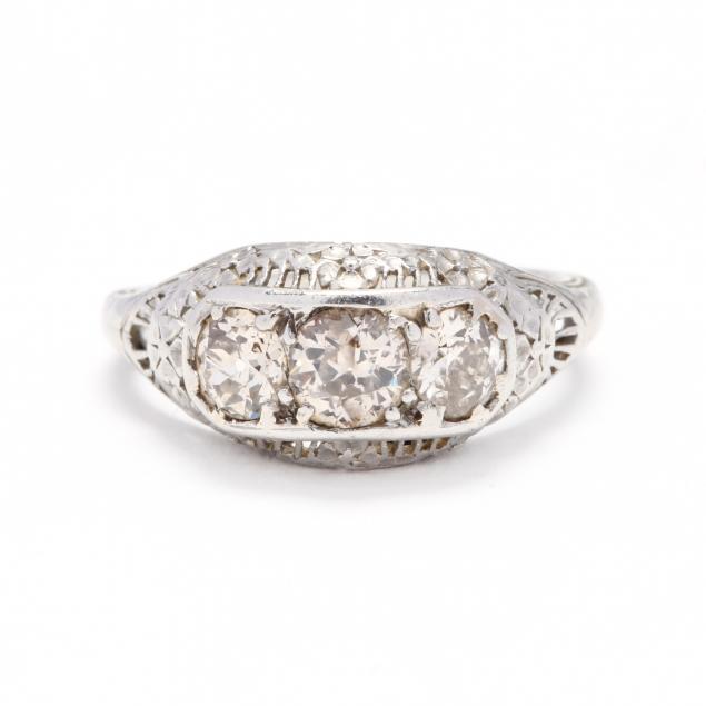 art-deco-platinum-and-diamond-three-stone-ring