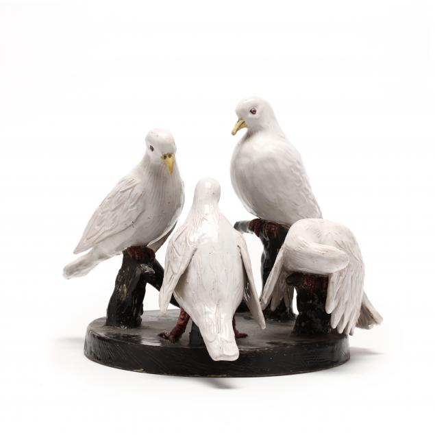 a-vintage-italian-pottery-composition-of-doves