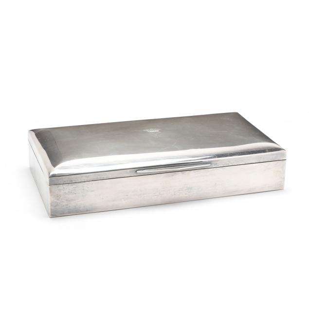 german-835-silver-cigarette-box-with-armorial-engraving