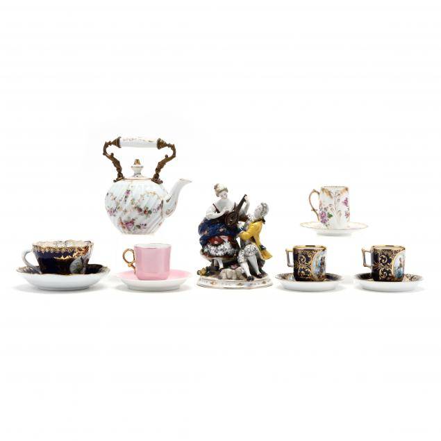 a-royal-vienna-and-continental-porcelain-group-of-seven