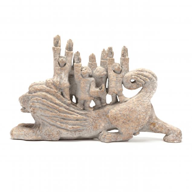 vintage-ceramic-figural-menorah