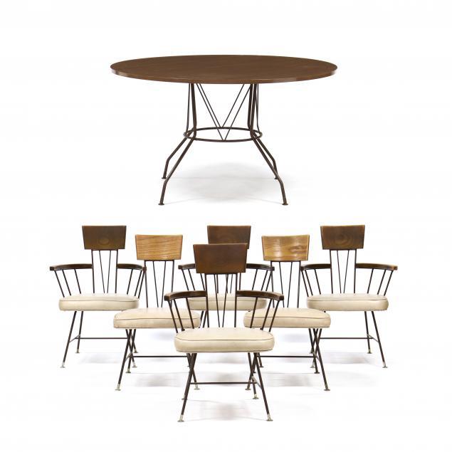 richard-mccarthy-seven-piece-dining-set
