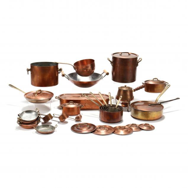 26-vintage-copper-cookware-items