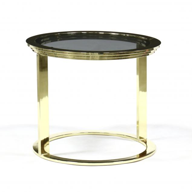 vintage-brass-and-glass-side-table