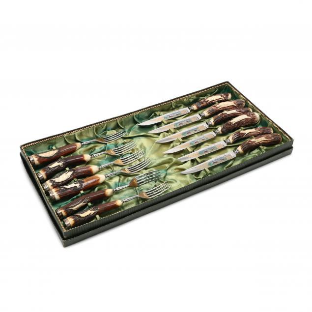 solingen-vintage-cased-fork-and-knife-set
