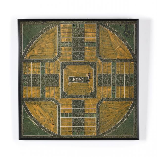 antique-double-sided-slate-game-board