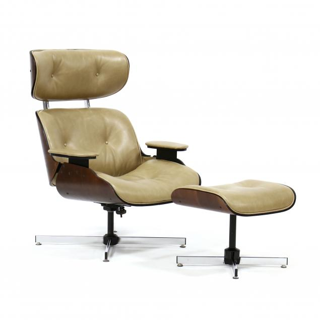 plycraft-leather-and-walnut-lounge-chair-and-ottoman