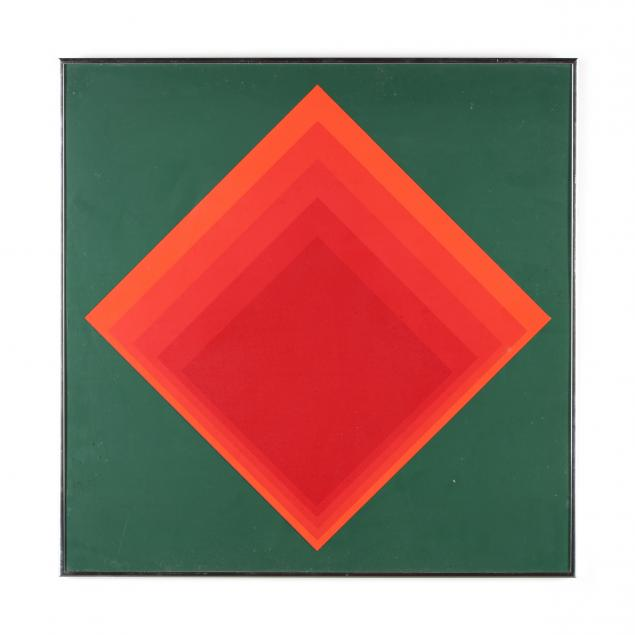 a-serigraph-in-the-style-of-josef-albers
