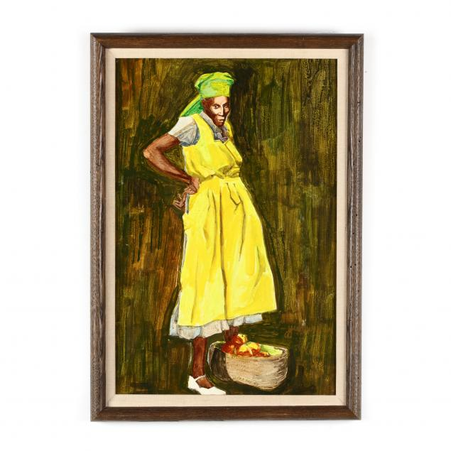 vintage-painting-of-a-fruit-seller-in-the-bahamas