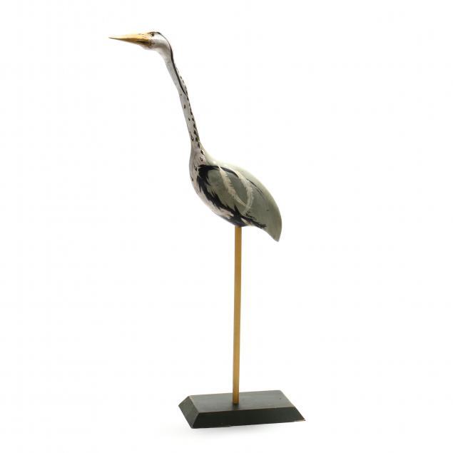 life-size-folk-art-egret