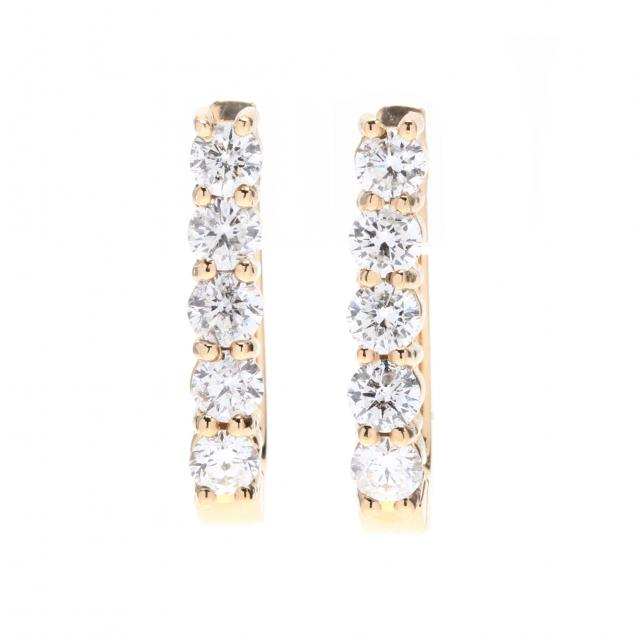 14k-gold-and-diamond-hoop-earrings