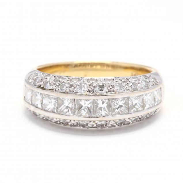 18kt-bi-color-gold-and-diamond-band-ring