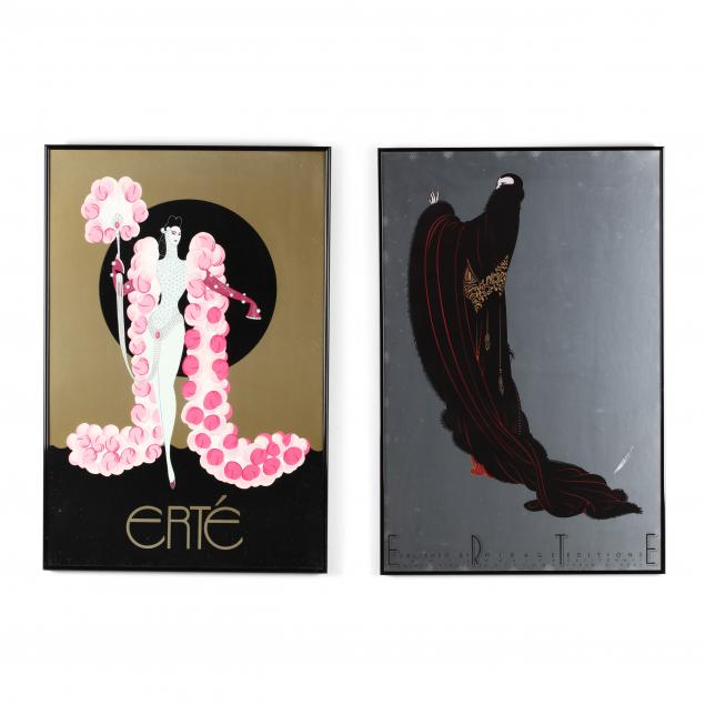 erte-french-1892-1990-two-serigraphy-posters