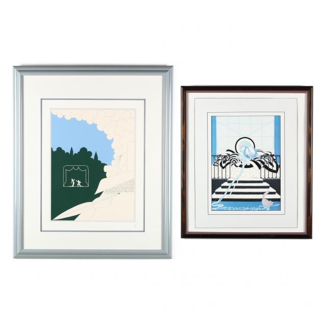two-framed-erte-works