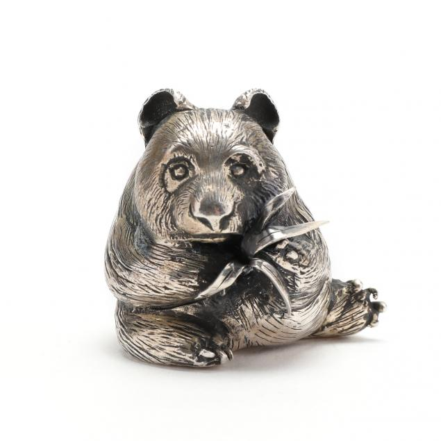 a-buccellati-sterling-silver-panda-bear