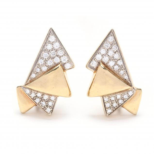 14kt-gold-and-diamond-ear-clips