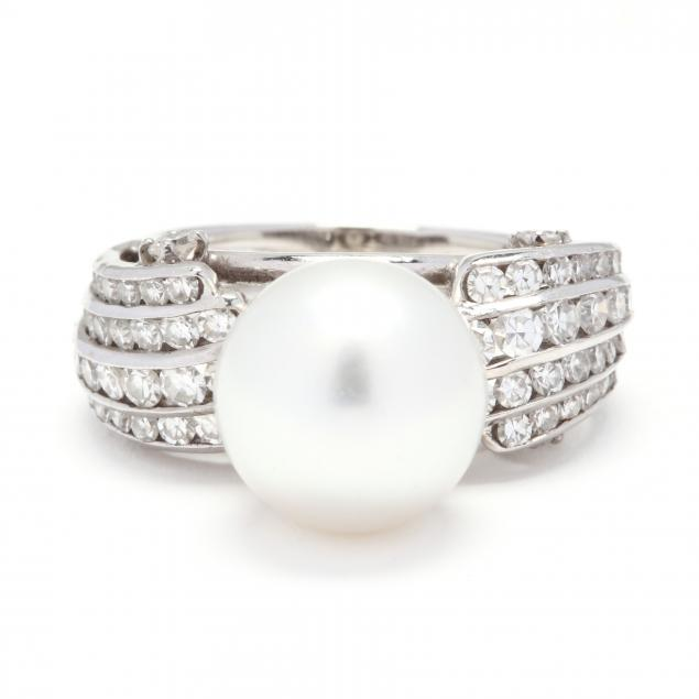 platinum-pearl-and-diamond-ring
