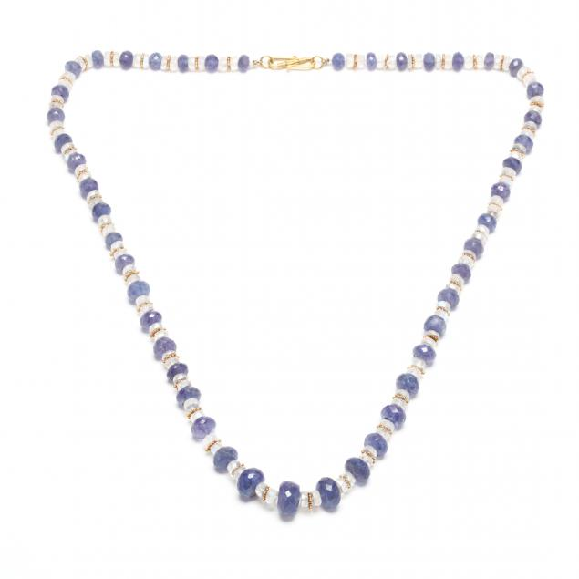 high-karat-blue-stone-moonstone-bead-necklace
