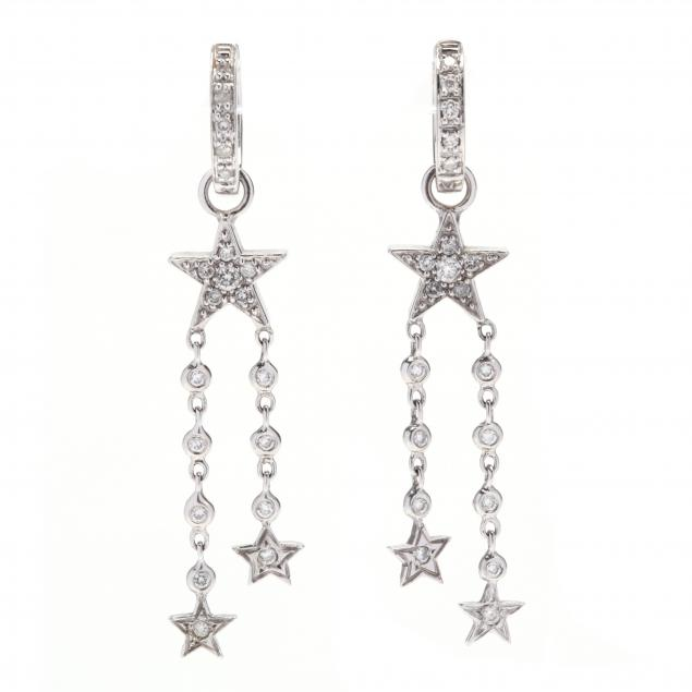 14kt-white-gold-and-diamond-dangle-earrings