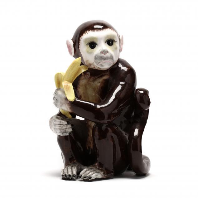 majolica-monkey