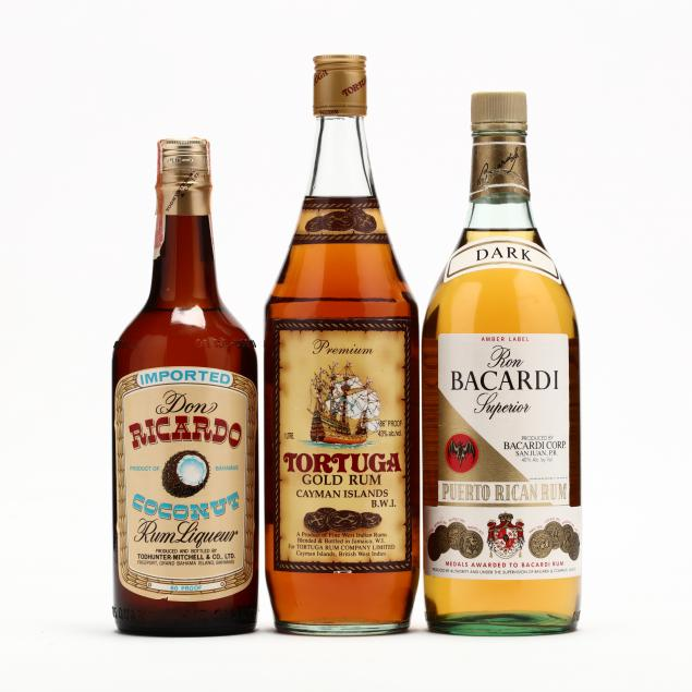 eclectic-collection-of-rum