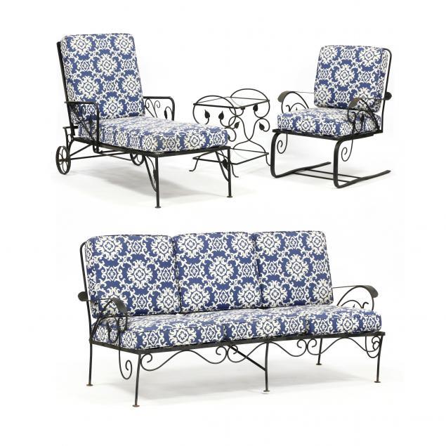 salterini-vintage-four-piece-iron-patio-set