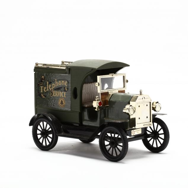 michter-s-whiskey-telephone-service-truck-decanter