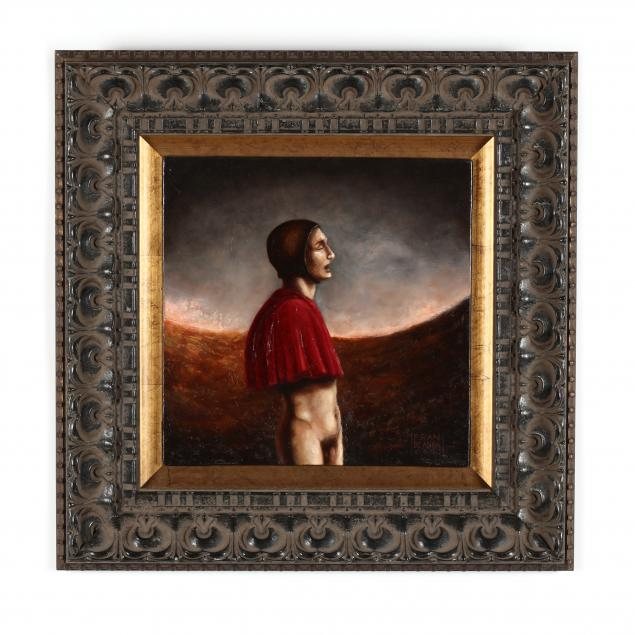 francisco-de-anda-mexican-20th-21st-century-nude-figure-in-a-landscape