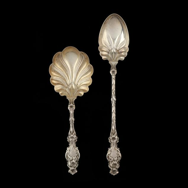 two-whiting-lily-sterling-silver-servers