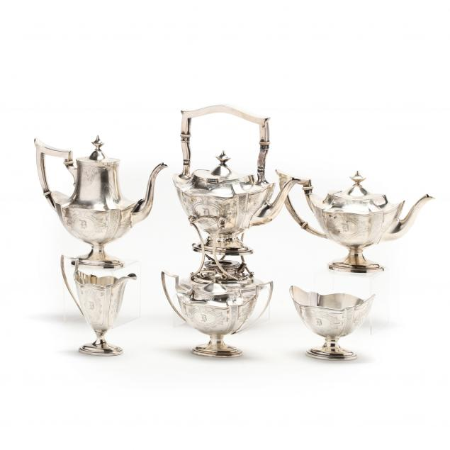 gorham-plymouth-engraved-sterling-silver-tea-coffee-service