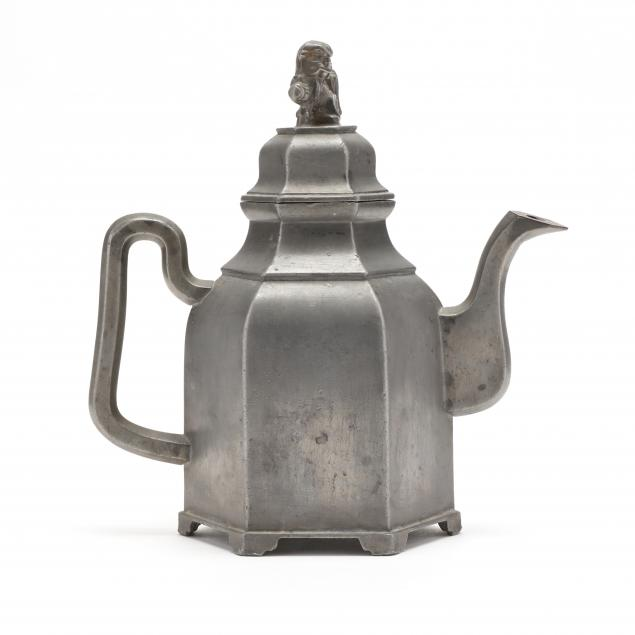 chinese-export-pewter-teapot