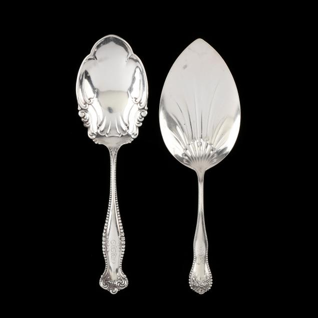 two-antique-american-sterling-silver-servers