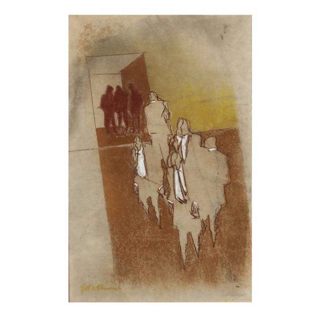 eugene-massin-fl-1920-2003-abstract-composition-with-figures