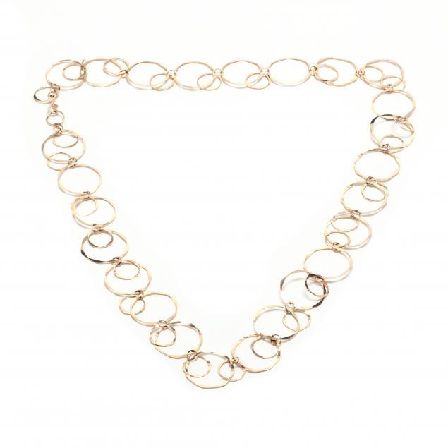 14kt-gold-link-necklace