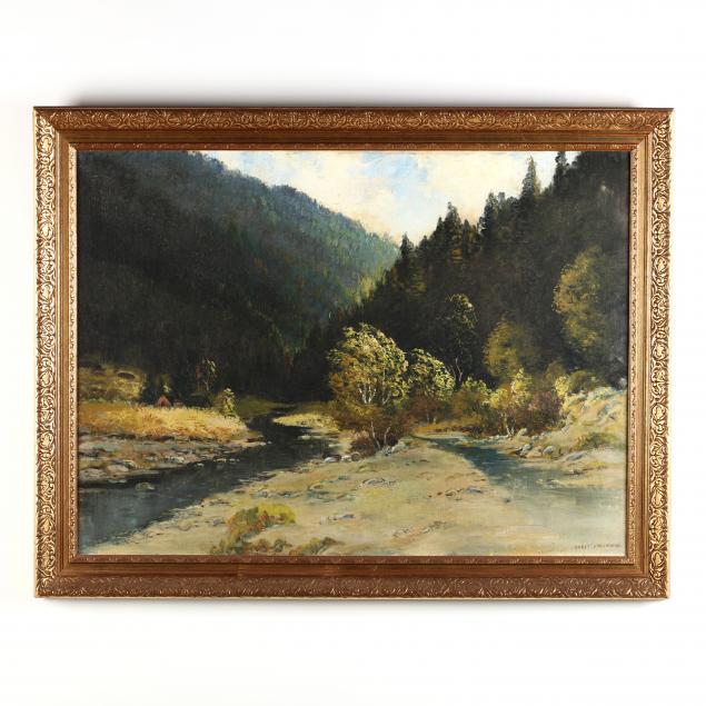 ernest-fredericks-ar-il-1877-1959-summer-landscape