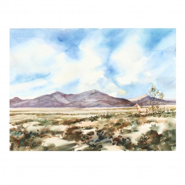 boyce-kendrick-nc-1927-1992-western-landscape