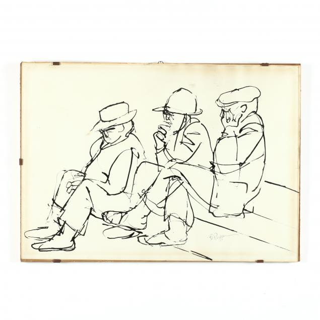 beverly-pepper-american-1922-2020-three-seated-figures