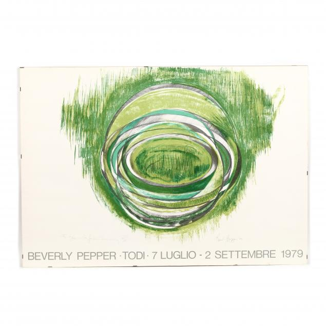 exhibition-poster-for-i-beverly-pepper-in-todi-italy-i-1979